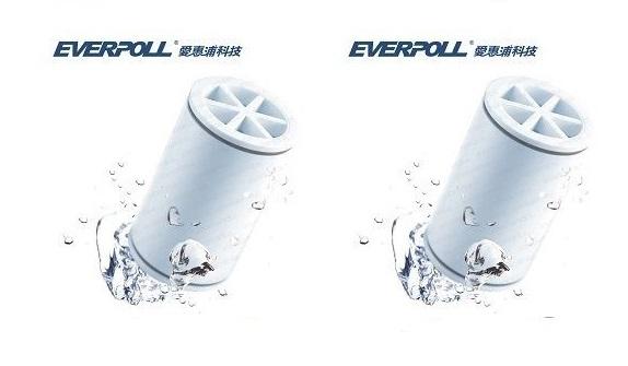 EVERPOLL 愛惠浦科技 微分子SPA沐浴器專用濾芯(MKC) ,身體肌膚乾燥、暗沉、粗糙各個擊破【2個3000元】 1