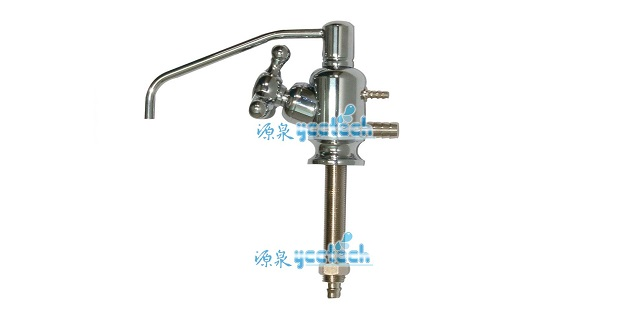 電解水機專用2孔電解水酸性水龍頭(三叉旋轉開關美觀.品質佳) 1