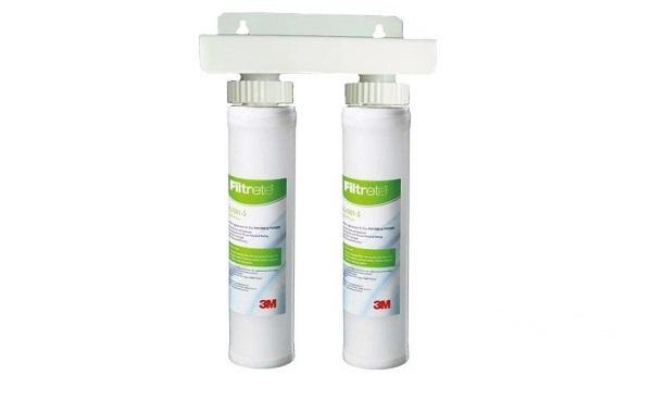 3M SQC 快拆式前置PP過濾器(3RS-S001-5)+3M SQC快拆式前置樹脂軟水器(3RF-S001-5) 1